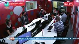 La matinale Bel RTL : Jean-Marc et Jean-Luc, le duo... (13/09/19)