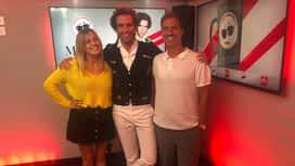 Le Double Expresso RTL2 : Mika dans Le Double Expresso RTL2 (13/09/19)