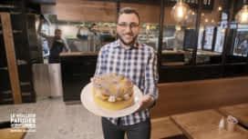 Le meilleur pâtissier : Bastien, l'infographiste et serveur lyonnais