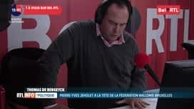 RTL INFO sur Bel RTL : RTL Info 13h du 13/09