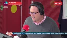 RTL INFO sur Bel RTL : RTL Info 18h du 13/09