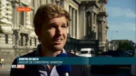 RTL INFO 19H : L'avocat de Christophe Henrotay dénonce la détention de son client