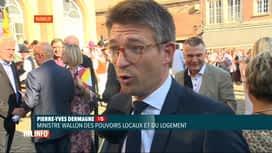 RTL INFO 19H : Vente de VOO: la réaction du ministre Pierre-Yves Dermagne