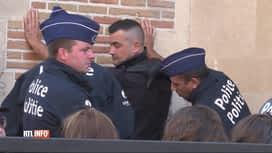 RTL INFO 19H : Marche de l'extrême droite à Bruxelles: 51 personnes arrêtées