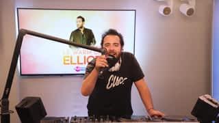 Le Warm-up d'Elliot : Elliot Mix dans le Warm-up du 16 Sept
