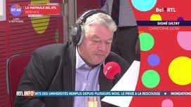La matinale Bel RTL : L'augmentation des cours du pétrole...