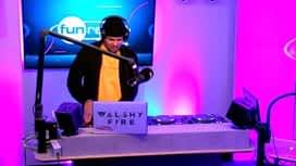 Party Fun : Walshy Fire des Major Lazer est l'invité du Before Party Fun (13/09/19)