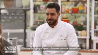 La crème pâtissière de Jeffrey Cagne !