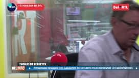 RTL INFO sur Bel RTL : RTL Info 13h du 1609