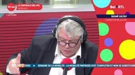 La matinale Bel RTL : La visite officielle en Belgique du président congolais