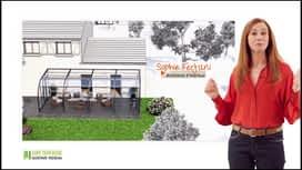 Mon espace en plus par Gustave Rideau : Votre abri de terrasse à prix barré !