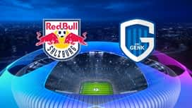 Champions League : 17/09: Salzbourg - Genk (les buts)