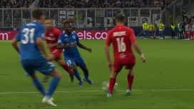 Champions League : 17/09: Salzbourg - Genk : 2ème mi-temps