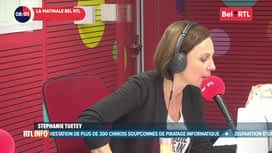 RTL INFO sur Bel RTL : RTL Info 8h du 18/09