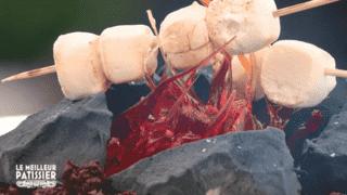 L'astuce de Nina Metayer : la meringue soufflée