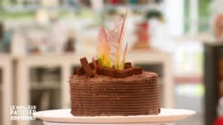 La recette de Mercotte : réussir le campfire cake !