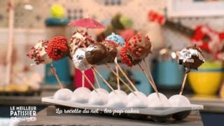 La recette du net : les pop cakes