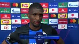 Champions League : 18/09: Clinton Mata (FC Bruges)