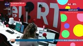 La matinale Bel RTL : Grimé en « noir »...