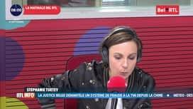 RTL INFO sur Bel RTL : RTL Info 8h du 19/09