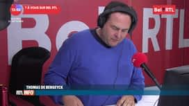 RTL INFO sur Bel RTL : RTL Info 13h du 20/09
