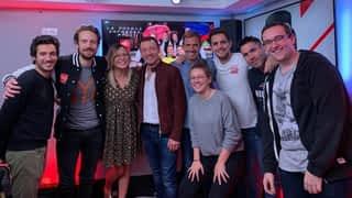 Le Double Expresso RTL2 : Les voix françaises de Chandler et Rachel de Friends (23/09/19)