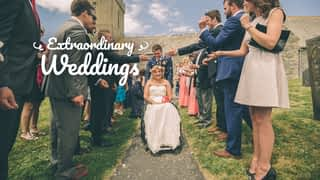 Extraordinary weddings : les premières images