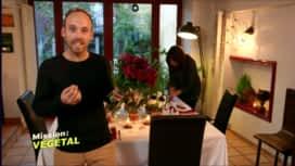 Mission : Végétal : Table de déco de Noël