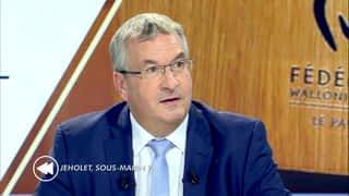 L'invité : Pierre-Yves Jeholet