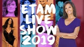 Etam live show 2019 en replay