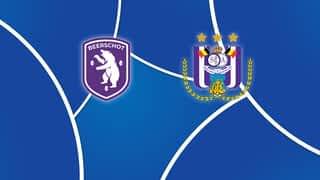Croky Cup : 25/09 : Beerschot - Anderlecht
