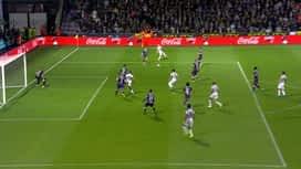Croky Cup : Beerschot - Anderlecht : 1ère mi-temps