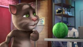 Talking Tom and Friends : La canicule