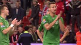 Croky Cup : Standard - Lommel : 2ème mi-temps