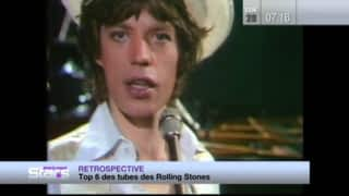 TOP 6 The Rolling Stones (Partie 1)