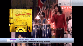 Top 6 The Rolling Stones (Partie 2)