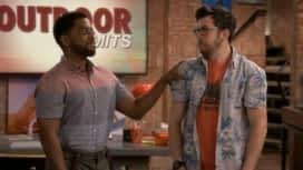 The Great Indoors - Man vs Geek : Saison 1 épisode 2