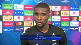 Champions League : 01/10: Clinton Mata (FC Bruges)