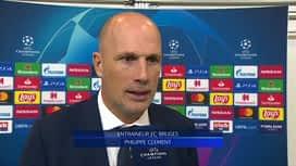 Champions League : 01/10: Philippe Clement (FC Bruges)