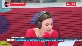 RTL INFO sur Bel RTL : RTL Info 8h du 20/10