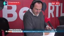 RTL INFO sur Bel RTL : RTL Info 13h du 02/10