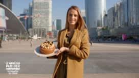 Le meilleur pâtissier : Camille, la jeune compétitrice !
