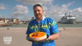 Le meilleur pâtissier : François, le guadeloupéen du Havre