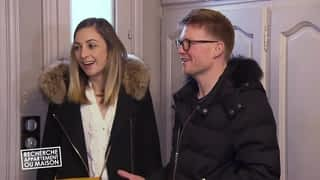 Lise / Aurélie et Johan / Mickaël et Élodie
