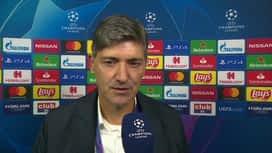 Champions League : 02/10 : Felice Mazzu (Genk)