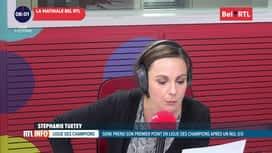 RTL INFO sur Bel RTL : RTL Info 8h du 03/10