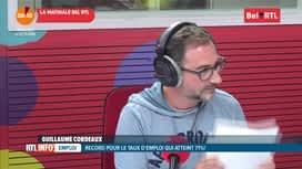 La matinale Bel RTL : RTL Info 8h du 04/10