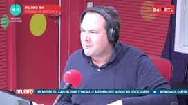 RTL INFO sur Bel RTL : RTL Info 18h du 04/10