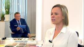 C'est pas tous les jours dimanche : L'invité de Pascal Vrebos est la ministre PS Caroline Désir