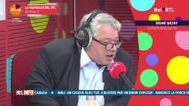 La matinale Bel RTL : Séisme à la tête de la police française...